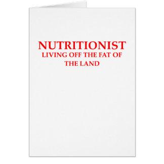 nutricionista felicitaciones