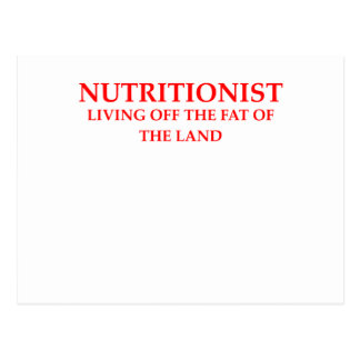 nutricionista postal