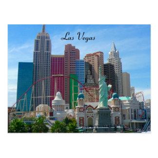 ny ny Las Vegas Postales