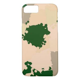 Oasis Camo del desierto Funda iPhone 7