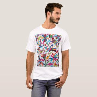 Oaxaca México Boho étnico hispánico maya mexicano Camiseta