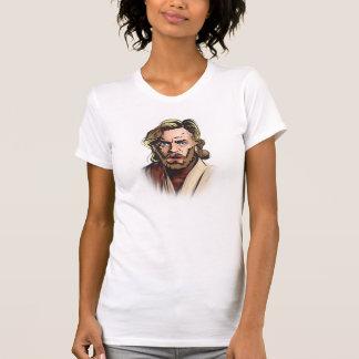 OB Kanobi pálido hacen frente Camiseta