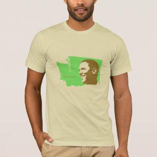 Obama 2008 -- Washington Camiseta