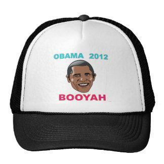Obama 2012 BOOYAH Gorro