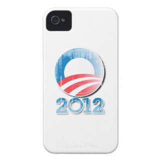 OBAMA 2012 iPhone 4 Case-Mate FUNDAS