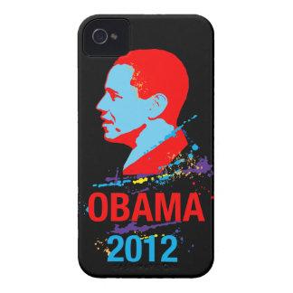 Obama 2012 Case-Mate iPhone 4 protectores