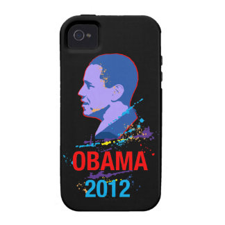 Obama 2012 iPhone 4/4S carcasas