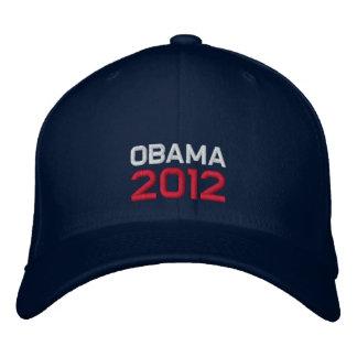 Obama 2012 gorra de béisbol