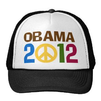 obama 2012 gorras