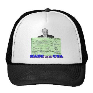 Obama 2012 hizo en los E.E.U.U. Gorra