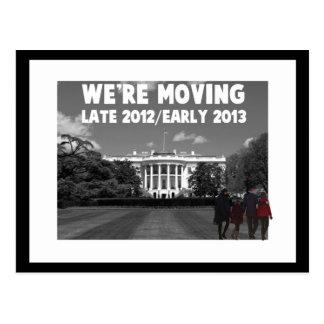 Obama anti postal