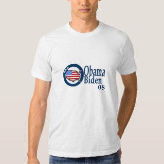 Obama Bideb 08 Camiseta
