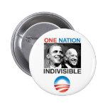 Obama Biden '08 Pin