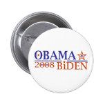Obama Biden 08 Pin