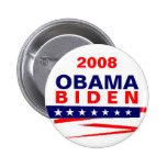 OBAMA-BIDEN, 2008 PIN