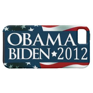 Obama Biden 2012 iPhone 5 Funda