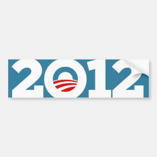Obama Biden 2012 Pegatina Para Coche