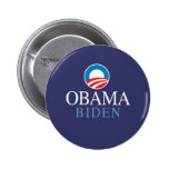 Obama Biden Chapa Redonda 5 Cm