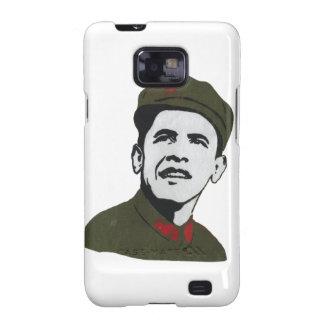 Obama como diseño de Che Guevara Galaxy SII Carcasas