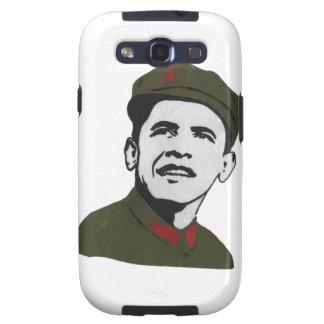 Obama como diseño de Che Guevara Galaxy SIII Cobertura