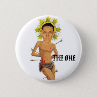 Obama el un botón