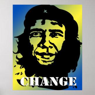 Obama Guevara Póster