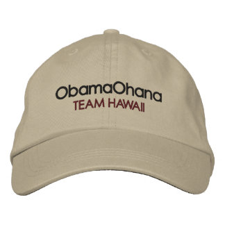 Obama Ohana, gorra