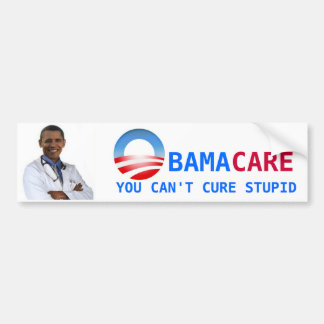 Obamacare Pegatina Para Coche