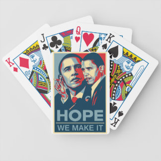 obamaFinal2 Baraja De Cartas Bicycle