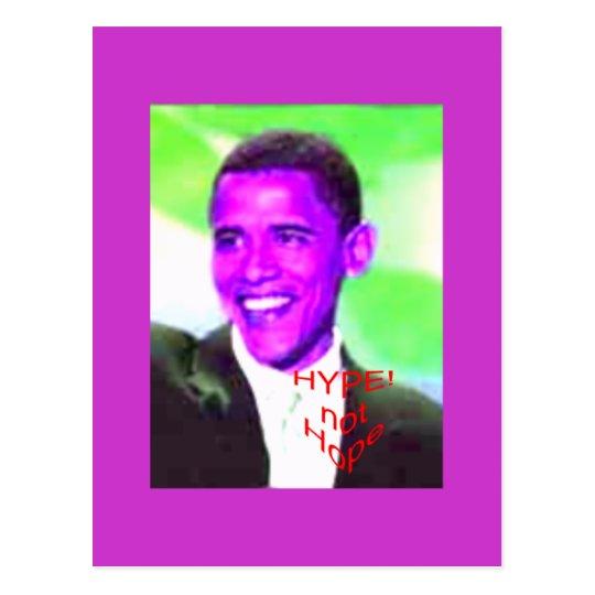 ObamaHype Postal