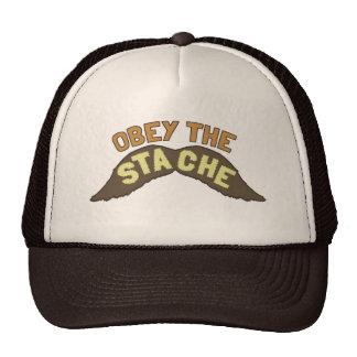 Obedezca el gorra/el casquillo del camionero de St
