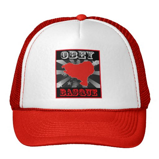 Obedezca el vasco gorra