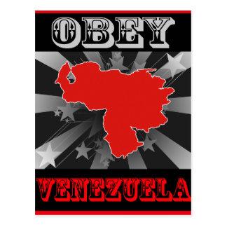 Obedezca Venezuela Postal