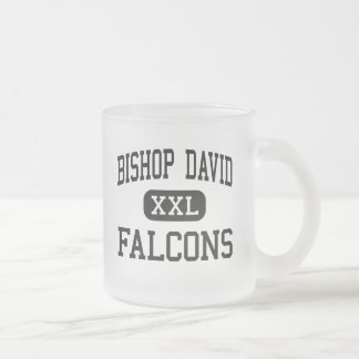 Obispo David - Falcons - alto - Louisville Taza De Café Esmerilada