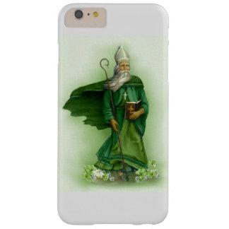 Obispo Staff Cross de los tréboles de St Patrick Funda Barely There iPhone 6 Plus