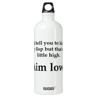 ¡Objetivo bajo! Botella De Agua