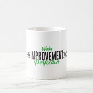 Objetivo para la taza de la mejora