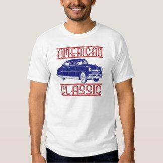 Obra clásica americana camisetas