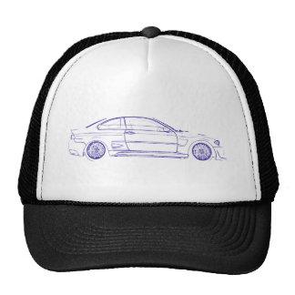 Obra clásica de BMW E46 Gorra
