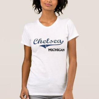 Obra clásica de la ciudad de Chelsea Michigan Camisetas
