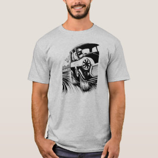 Obra clásica que compite con la mini camiseta