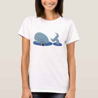 Observación de la ballena camiseta