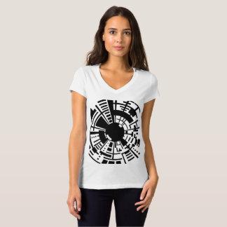 Observación de usted camiseta