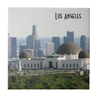 Observatorio de Griffith y Los Ángeles céntrico Azulejos