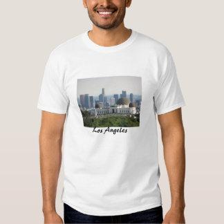 Observatorio de Griffith y Los Ángeles céntrico Camisas