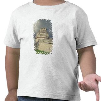 Observatorio maya del EL Caracol Camisetas