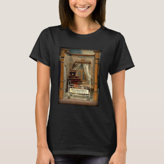 ObsoleteOddity Doll's House - creepy creepy joy Camiseta