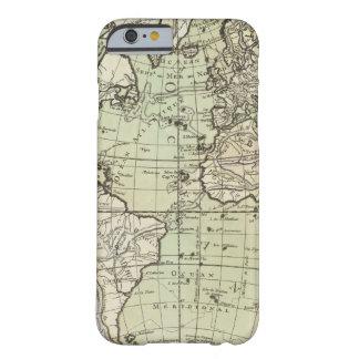 Océano Atlántico 3 Funda Barely There iPhone 6