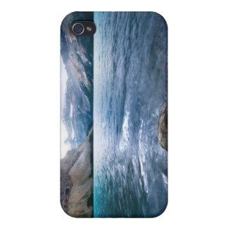 Océano Azul iPhone 4 Cárcasa