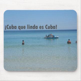Oceano De Cuba Mousepad